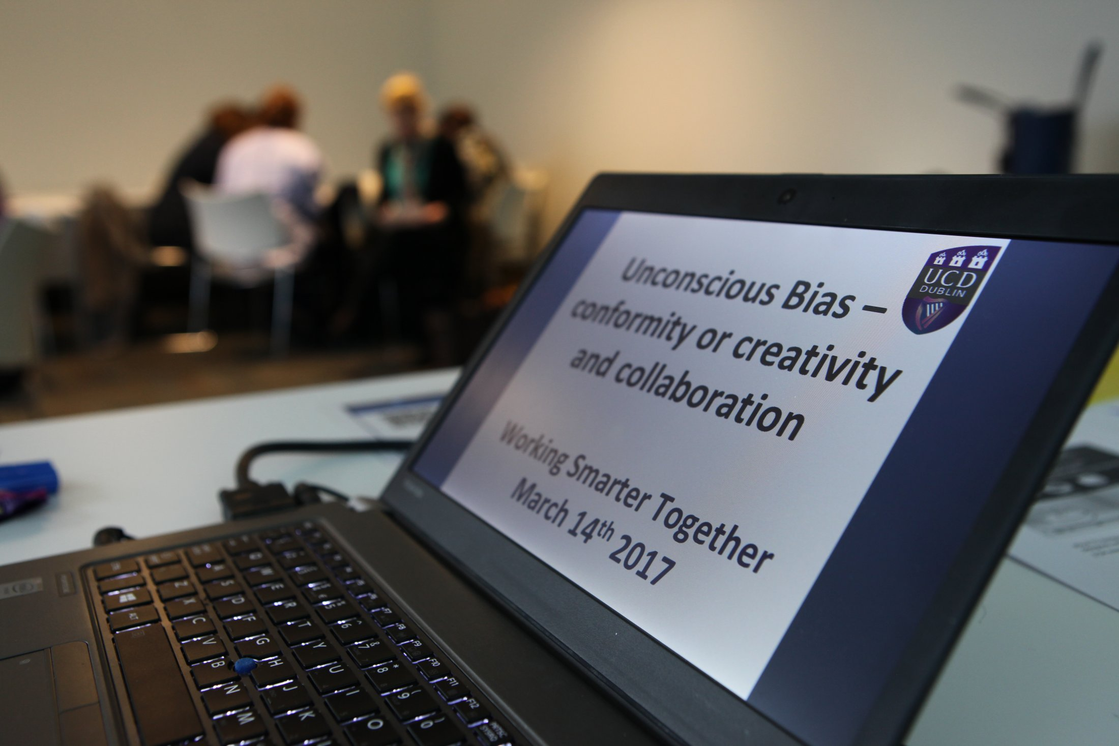 Pre-event Workshop - Unconscious bias – conformity, or creativity and collaboration