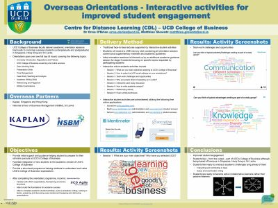 2. Overseas Orientation