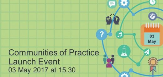 WST Community of Practice Launch Event May 3 2017