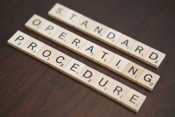 How To Create Standard Operating Procedures