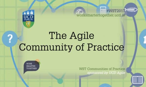 Agile Community of Practice