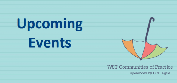 WST Summer School 16th, 17th and 18th July 2019