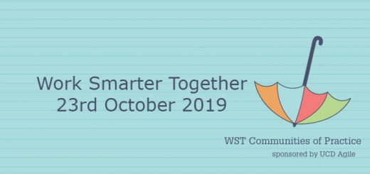Work Smarter Together 23 October 2019
