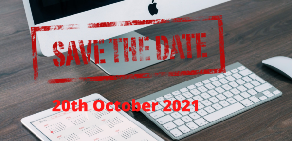 Save the Date for the next WST event: 20th October 2021