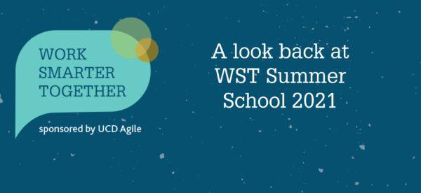 WST Summer School: a look back