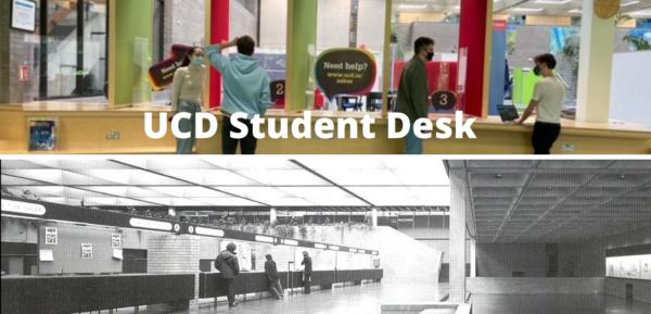 Student Desk - Return to Campus